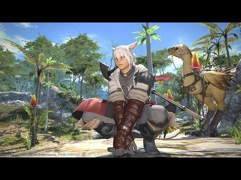 Final Fantasy A Realm Reborn Kostenlos