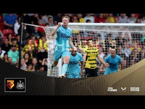 Watford 1 Newcastle United 1 | Premier League Highlights