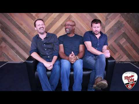 Tiny Couch Interview with Darius Rucker