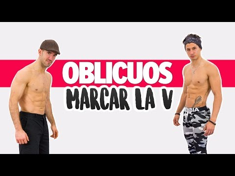 RUTINA PARA MARCAR LA V ABDOMINAL Y OBLICUOS | 4 Min Abs Workout To Have Six Pack