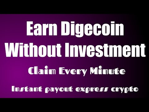 Earn Dogecoin Without Investment | Claim every minute