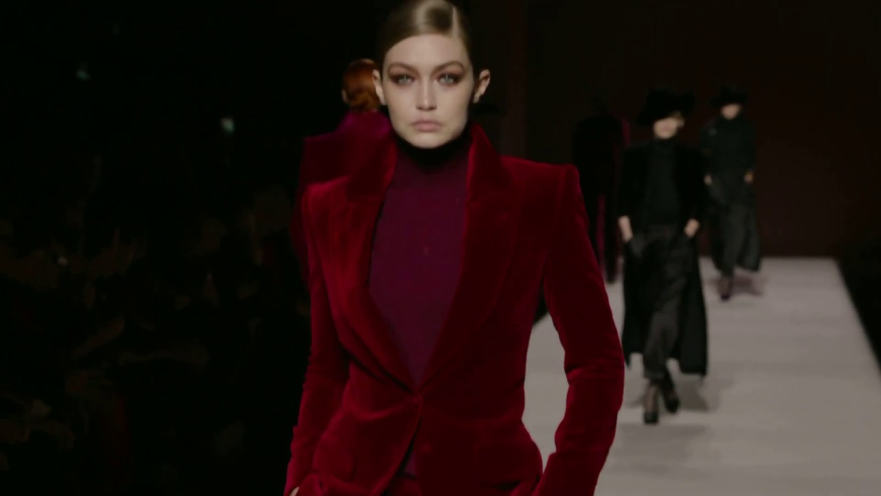 Official Start Of Fall 2020.Tom Ford Fall Winter 2019 2020