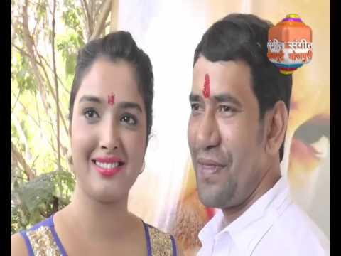 Nirahua & Amrapali Film 'Mokama Zero Kilometer' Ki Shooting Chalu