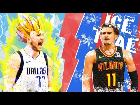 Trae Young vs. Luka Doncic: Who is better set up for success?