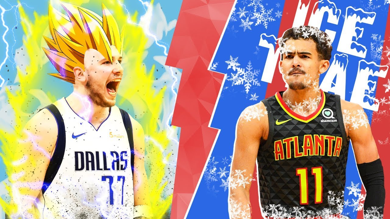 Luka Doncic Or Trae Young Who Is The Nba S Rookie Of The Year Nba Highlights