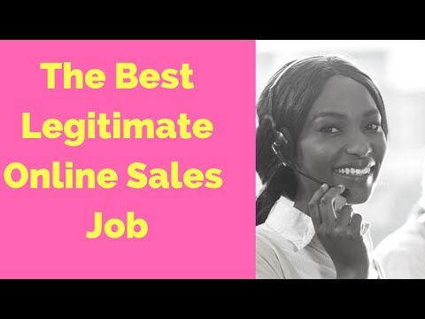 Best Legitimate Online Jobs[ legitimate work from home jobs no experience required daily pay 2019]