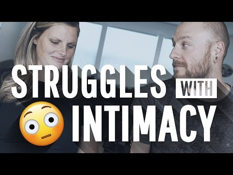 Our Personal Struggle With Intimacy In Marriage