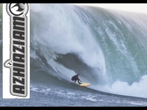 Raw Monster Mavericks surf session 2012 Jan 5th and 6th Mark Healy