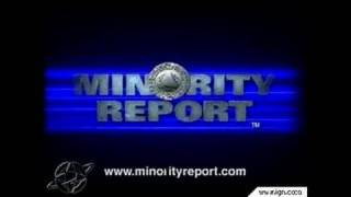 Minority Report PlayStation 2 Gameplay_2002_06_21_1