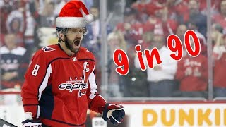 9 Christmas gifts the NHL has already given us...in 90 seconds