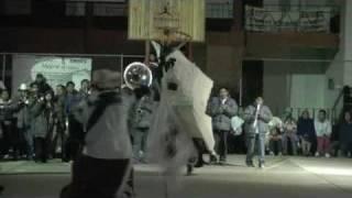 Torito Carnaval en Huecorio 2009