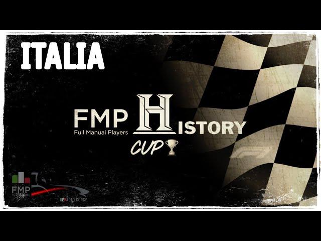 FMP History Cup #3 ITALIA