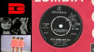 Barry St. John - Gotta Brand New Man (Columbia) 1965