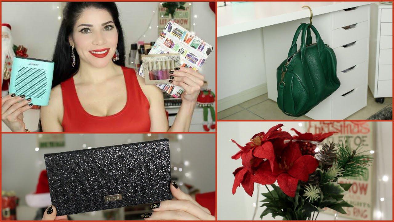 10 Ideas De Regalos Para Mujeres En Navidad Karla Marie Youtube