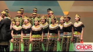 Traditional: Benggong - Batavia Madrigal Singers,  Dir. Avip Priatna