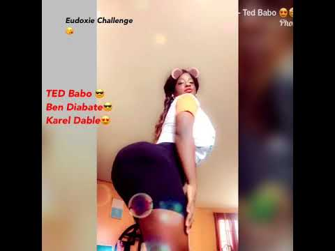 Eudoxie Yao Challenge les chics Fesses