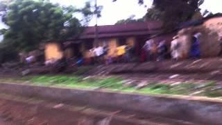 Бедные районы Гвинеи. Конакри. Африка.