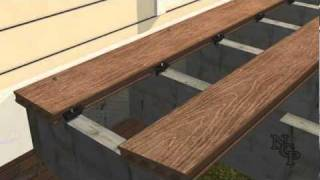 2 - Composite Deck Building - Parallel Installation