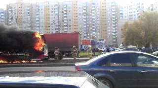 Как Горит Трамвай в Казани.mp4