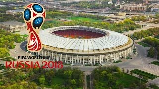 FIFA World Cup 2018 Stadiums Russia & Match Schedule.