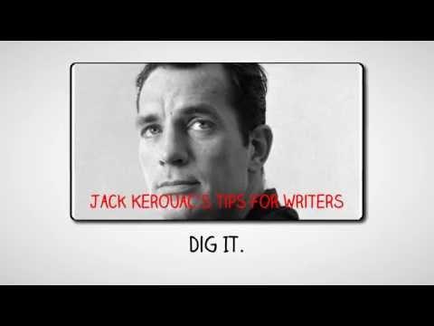 jack kerouac writing