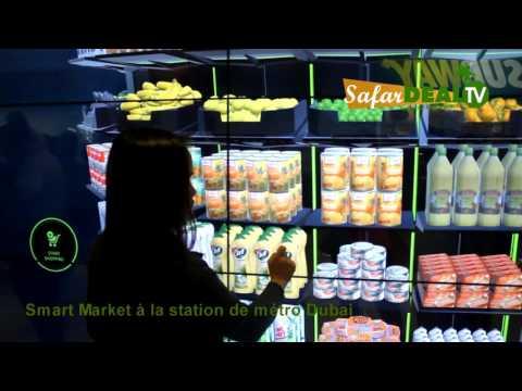 رووعه السوق الذكي    SAFARDEAL TV:  Smart Market Station De Metro à Dubai