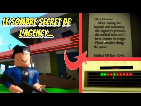 LE SOMBRE SECRET DE L'AGENCY DANS BROOKHAVEN! SONT-ILS LES MÉCHANTS DE L'HISTOIRE?ROBLOX
