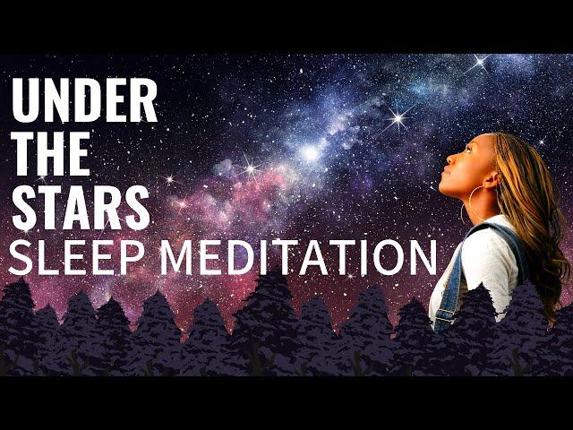 Guided Meditation Sleep Female Voice | Night Time MEDITATION | SLEEP RELAXATION