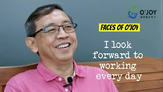 I look forward to working every day | Faces of O'Joy