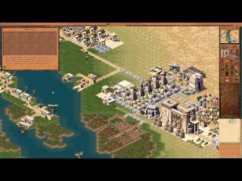 Pharaoh Walkthrough: Mission 18 - Kebet (Coptos) [1/2]
