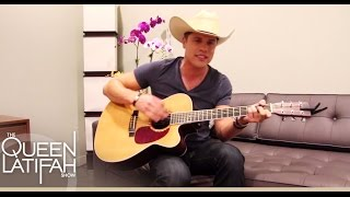 Dustin Lynch Acoustic Performance The Queen Latifah Show
