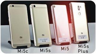 xiaomi Mi5S -Распаковка и сравнение камеры / Xiaomi MI5S Unpacking