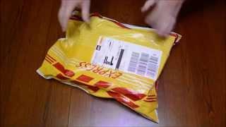 Unboxing paczki z Chin. Zakupy z Aliexpress #52