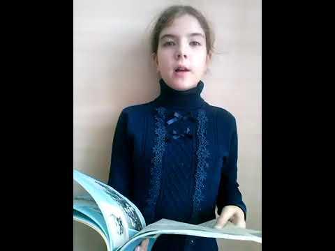 Изображение предпросмотра прочтения – ЕкатеринаБурак читает произведение «Стихотворение в прозе Воробей» И.С.Тургенева
