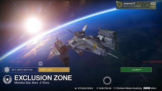 Destiny The Taken King: Exclusion Zone Story Mission