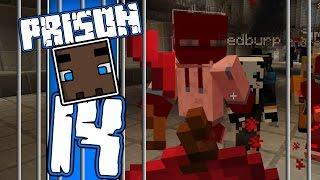 Dansk Minecraft :: Prison :: SIDSTE DAG i B-BLOK :: EP14