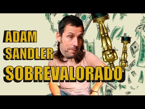 Vlog: Adam Sandler está sobrevalorado.