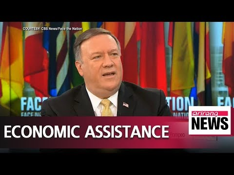 U.S. private sector can invest in North Korea if regime fully denuclearizes: Pompeo