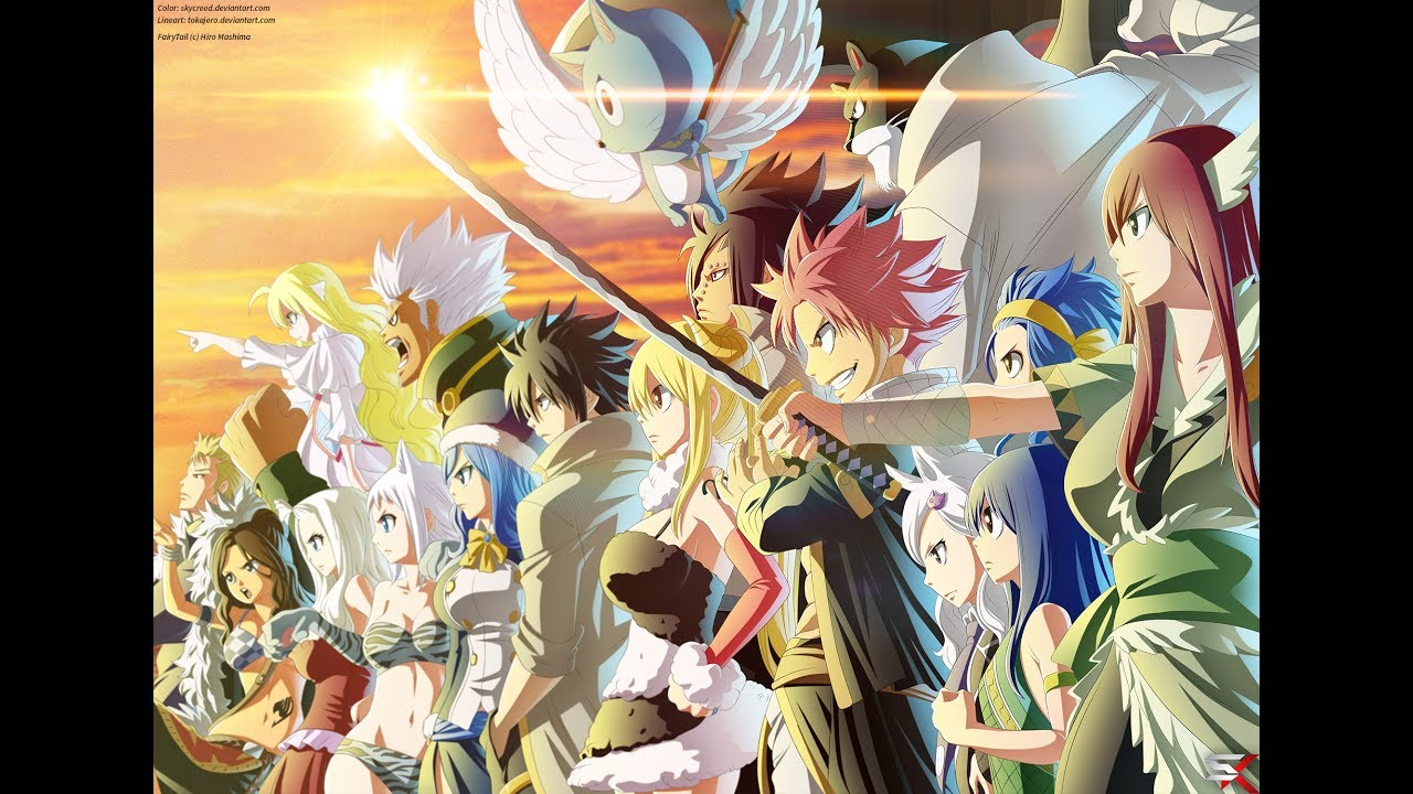Fairy tail strongest characters