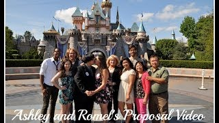 Ashley and Romel's Proposal Video Thumbnail