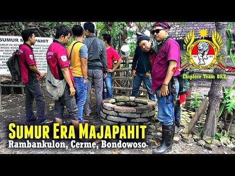 Sumur Era Majapahit Di  Ramban Kulon, Cerme, Bondowoso - Eksplore Team BKX
