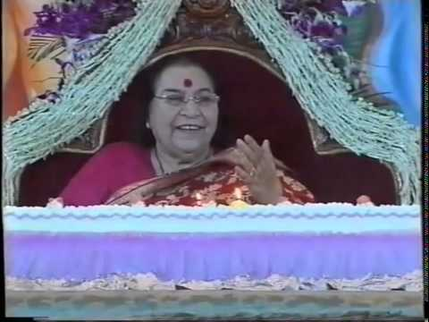 Happy Birthday Shri Mataji 2002 0321 Birthday Puja, New Delhi