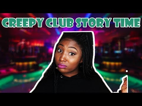 Korea Club Storytime | CREEPY DUDES ATTACK!
