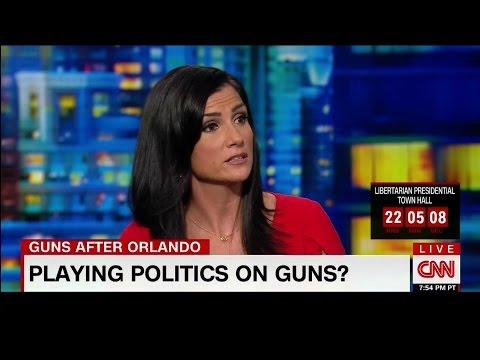 Dana Loesch vs. Bakari Sellers on The Politics of Guns