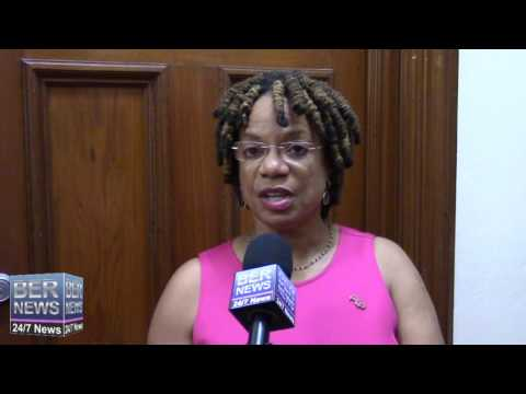 MP Kim Wilson On Joint Select Committee On Women, June 10 2016