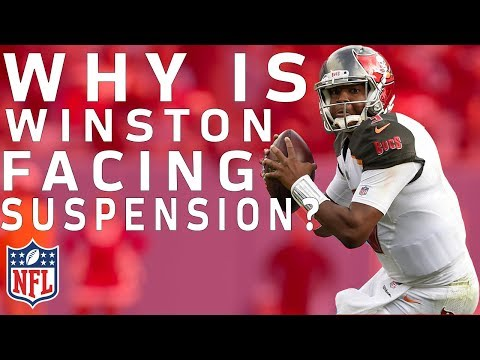 Why is Jameis Winston Facing a Suspension & How Could this Impact the Buccaneers?  NFL