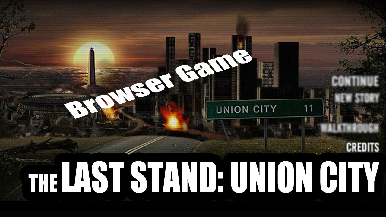 Let s play the last stand union city german youtube