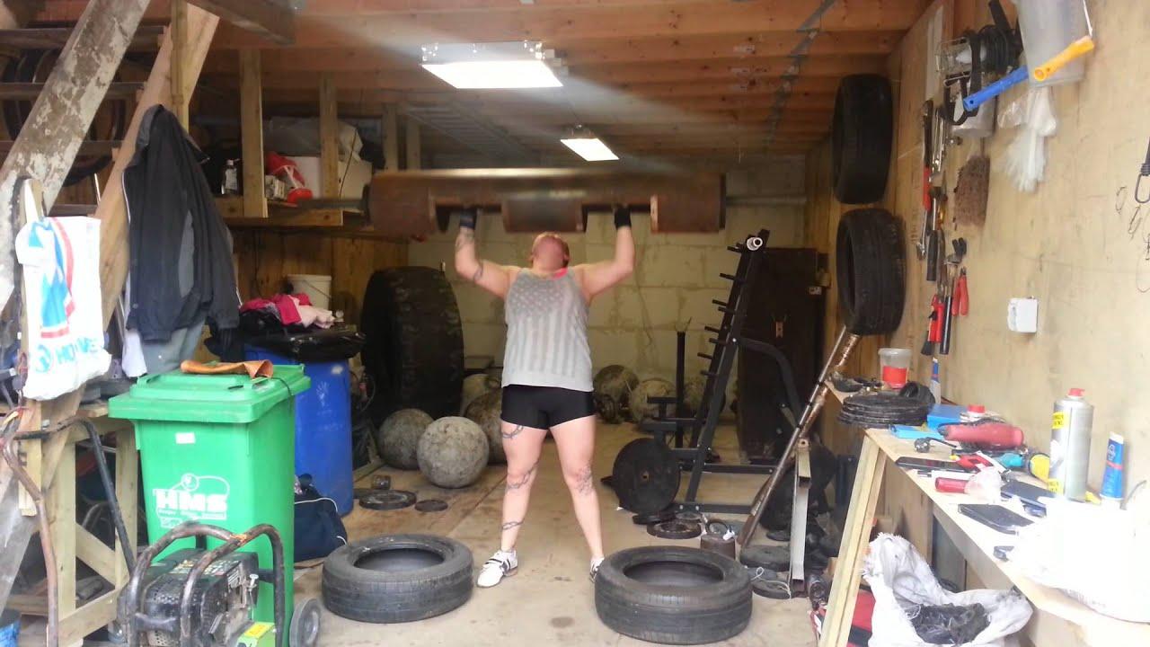 sanne 3 x 70 kg 154 lbs log lift youtube. Black Bedroom Furniture Sets. Home Design Ideas