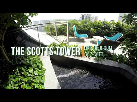 The Scotts Tower Orchard Singapore