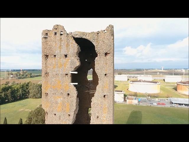 Video Ricognizione Aerea - Archeologia - Torre Maggiore